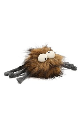 Детского коллекционная игрушка зверский город SIGIKID коричневого цвета, арт. 38457 | Фото 1
