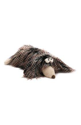 Детского коллекционная игрушка зверский город SIGIKID темно-коричневого цвета, арт. 38675 | Фото 1