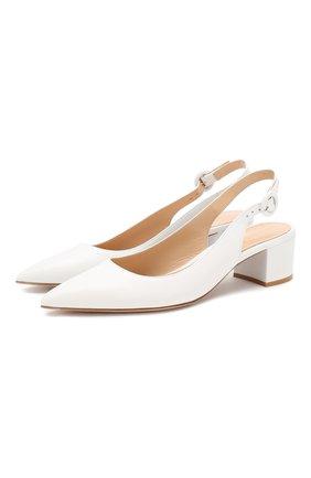 Замшевые туфли Amee | Фото №1