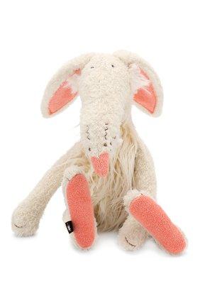 Детского коллекционная игрушка зверский город SIGIKID белого цвета, арт. 39168 | Фото 1