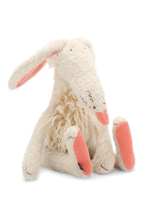 Детского коллекционная игрушка зверский город SIGIKID белого цвета, арт. 39168 | Фото 2