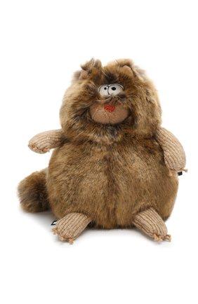 Детского коллекционная игрушка зверский город SIGIKID коричневого цвета, арт. 38456 | Фото 1