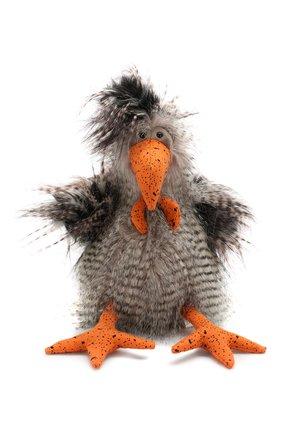 Детского коллекционная игрушка зверский город SIGIKID серого цвета, арт. 38025 | Фото 1
