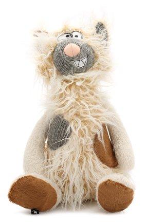 Детского коллекционная игрушка зверский город SIGIKID белого цвета, арт. 38243 | Фото 1