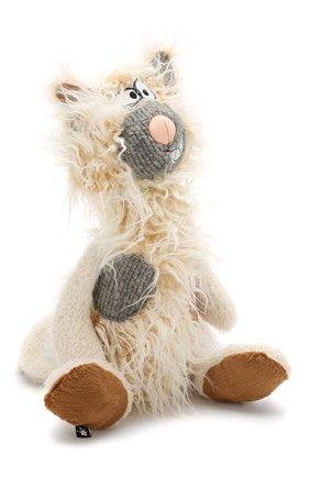Детского коллекционная игрушка зверский город SIGIKID белого цвета, арт. 38243 | Фото 2