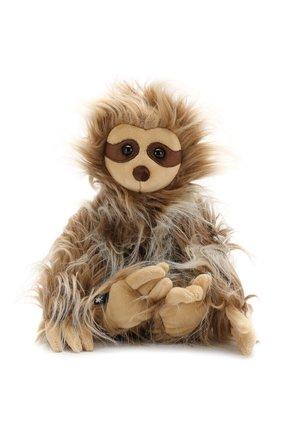 Детского коллекционная игрушка зверский город SIGIKID коричневого цвета, арт. 42279 | Фото 1