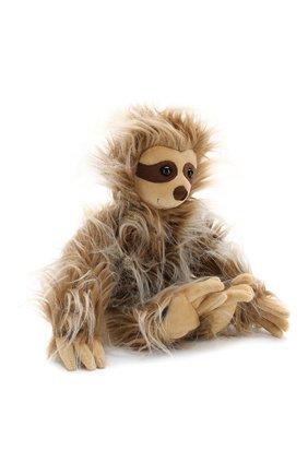 Детского коллекционная игрушка зверский город SIGIKID коричневого цвета, арт. 42279 | Фото 2