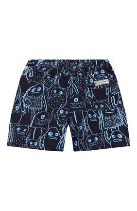 Детские плавки-шорты BLUEMINT темно-синего цвета, арт. ARTHUS B0Y | Фото 2