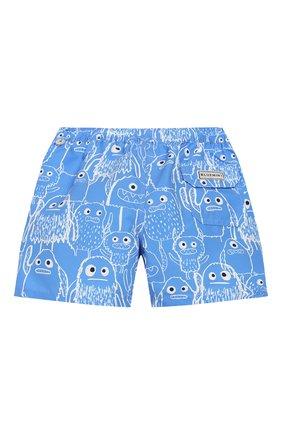 Детские плавки-шорты BLUEMINT голубого цвета, арт. ARTHUS B0Y | Фото 2