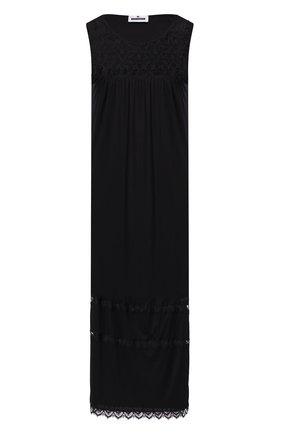 Женская сорочка FREE VOOGUE черного цвета, арт. 29304 | Фото 1