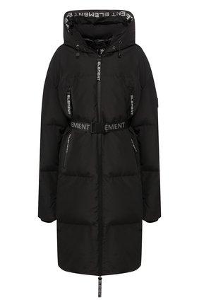Женский пальто ODRI черного цвета, арт. 19220107 | Фото 1