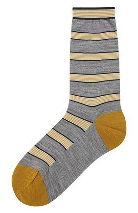 Женские шерстяные носки ANTIPAST серого цвета, арт. AM-194A | Фото 1