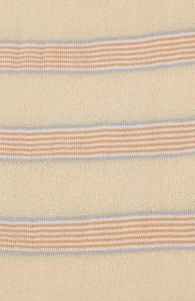 Женские носки ANTIPAST бежевого цвета, арт. AM-194B | Фото 2