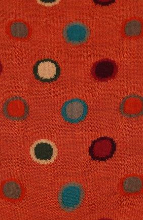 Женские носки ANTIPAST оранжевого цвета, арт. AM-604A | Фото 2