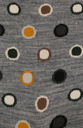 Женские носки ANTIPAST серого цвета, арт. AM-604A | Фото 2