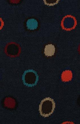 Женские носки ANTIPAST синего цвета, арт. AM-604A | Фото 2