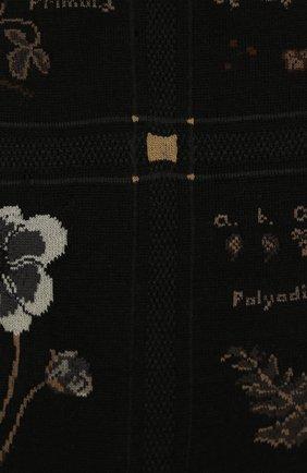 Женские носки ANTIPAST черного цвета, арт. AM-716 | Фото 2