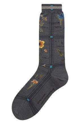 Женские носки ANTIPAST серого цвета, арт. AM-716 | Фото 1
