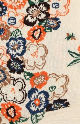 Женские носки ANTIPAST бежевого цвета, арт. AM-717 | Фото 2