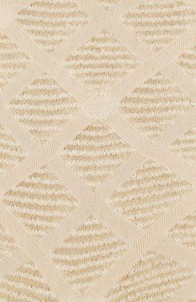 Женские носки ANTIPAST бежевого цвета, арт. AM-719A | Фото 2