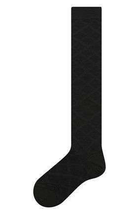 Женские гольфы ANTIPAST черного цвета, арт. AM-719AK0 | Фото 1
