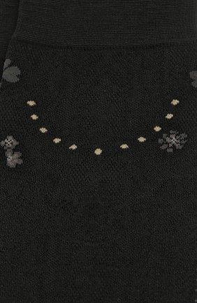 Женские гольфы ANTIPAST черного цвета, арт. AM-720HS | Фото 2