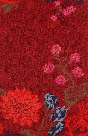 Женские носки ANTIPAST красного цвета, арт. AM-722 | Фото 2