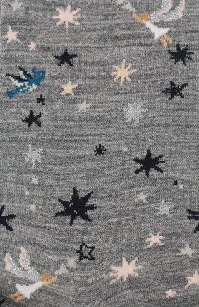 Женские носки ANTIPAST серого цвета, арт. AM-723 | Фото 2
