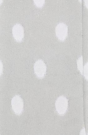 Женские носки ANTIPAST серебряного цвета, арт. ANP-102/GS | Фото 2
