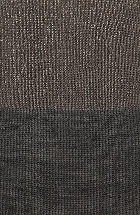 Женские носки ANTIPAST серого цвета, арт. ANP-92F | Фото 2