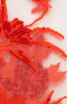 Женские носки ANTIPAST оранжевого цвета, арт. AS-188 | Фото 2