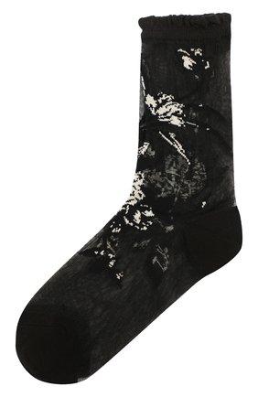 Женские носки ANTIPAST черного цвета, арт. AS-188 | Фото 1