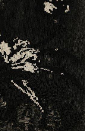 Женские носки ANTIPAST черного цвета, арт. AS-188 | Фото 2