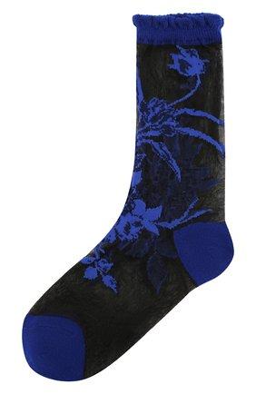 Женские носки ANTIPAST синего цвета, арт. AS-188 | Фото 1