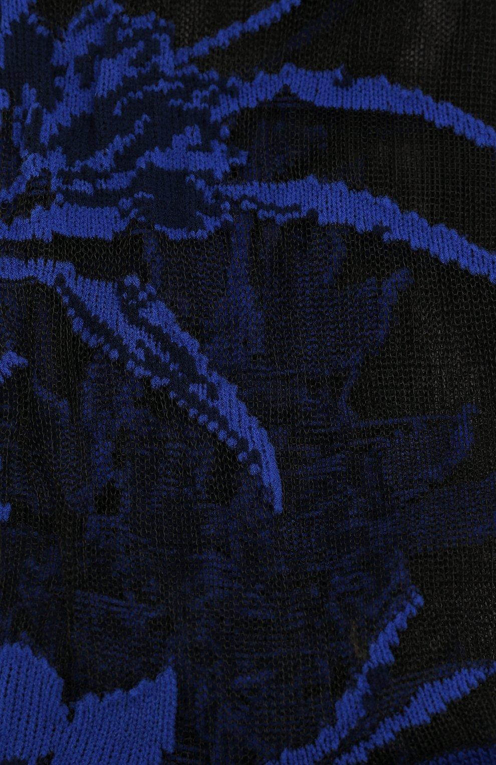 Женские носки ANTIPAST синего цвета, арт. AS-188 | Фото 2