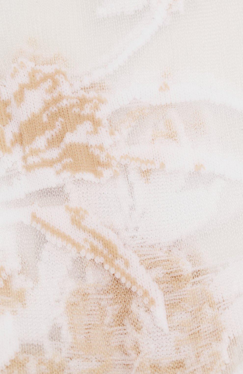 Женские носки ANTIPAST белого цвета, арт. AS-188   Фото 2