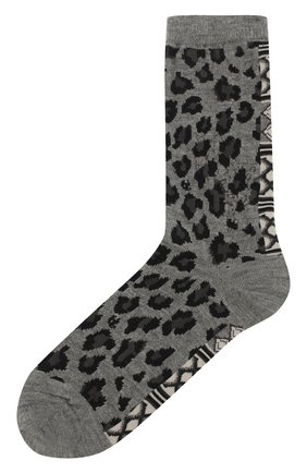 Женские носки ANTIPAST серого цвета, арт. AS-189 | Фото 1