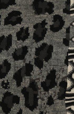 Женские носки ANTIPAST серого цвета, арт. AS-189 | Фото 2