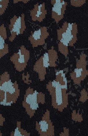 Женские носки ANTIPAST синего цвета, арт. AS-189 | Фото 2
