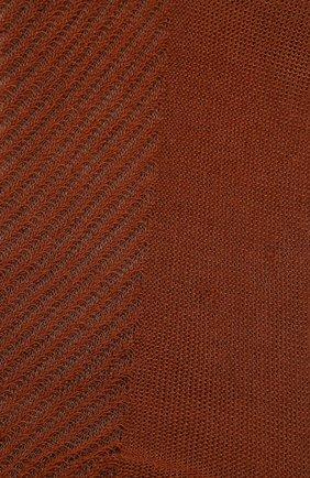 Женские носки ANTIPAST коричневого цвета, арт. AS-190 | Фото 2