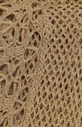 Женские носки ANTIPAST золотого цвета, арт. DS-81/GS | Фото 2