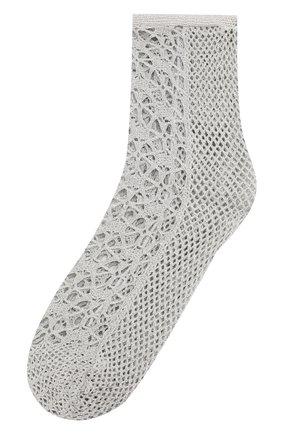 Женские носки ANTIPAST серебряного цвета, арт. DS-81/GS | Фото 1