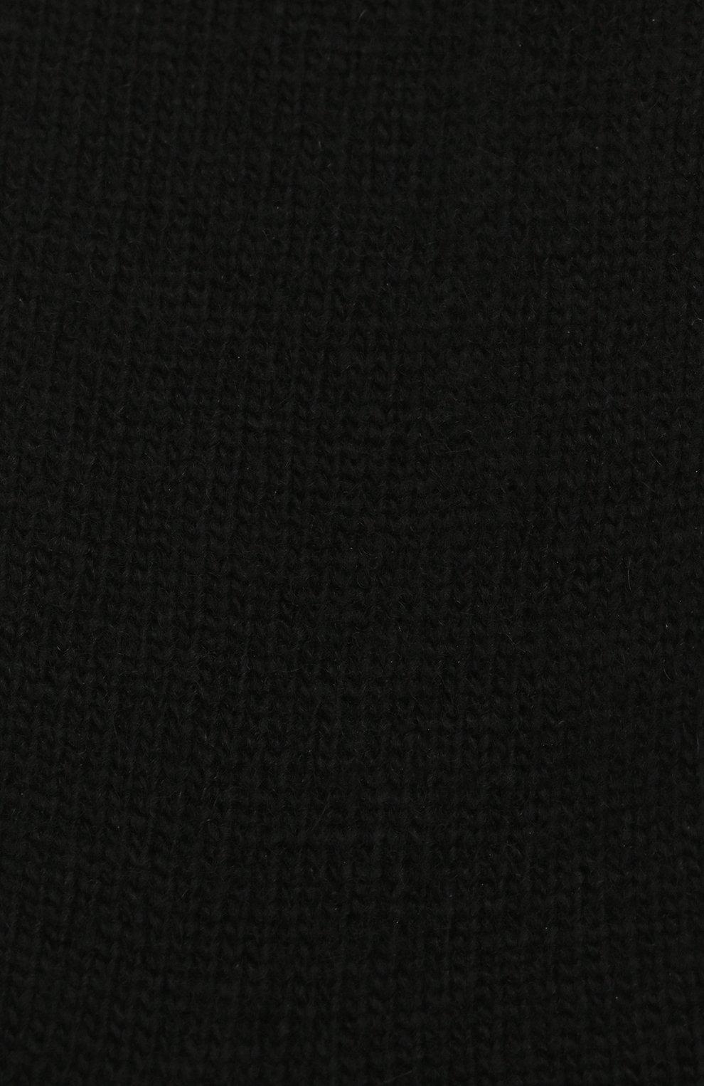 Женские шерстяные носки ANTIPAST черного цвета, арт. HA-11 | Фото 2