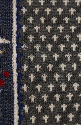 Женские носки ANTIPAST серого цвета, арт. HA-12 | Фото 2