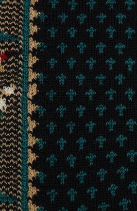 Женские носки ANTIPAST синего цвета, арт. HA-12 | Фото 2