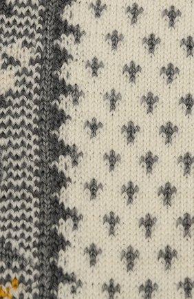 Женские носки ANTIPAST белого цвета, арт. HA-12 | Фото 2