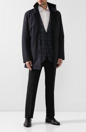 Мужские кожаные оксфорды H`D`S`N BARACCO черного цвета, арт. 70300.1* | Фото 2