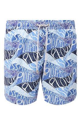 Детского плавки-шорты BLUEMINT синего цвета, арт. ARTHUS | Фото 1