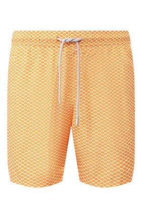 Детского плавки-шорты BLUEMINT оранжевого цвета, арт. L0GAN | Фото 1