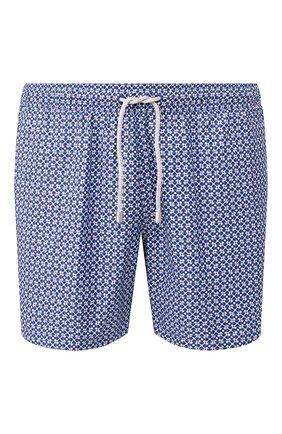 Детского плавки-шорты BLUEMINT темно-синего цвета, арт. L0GAN | Фото 1